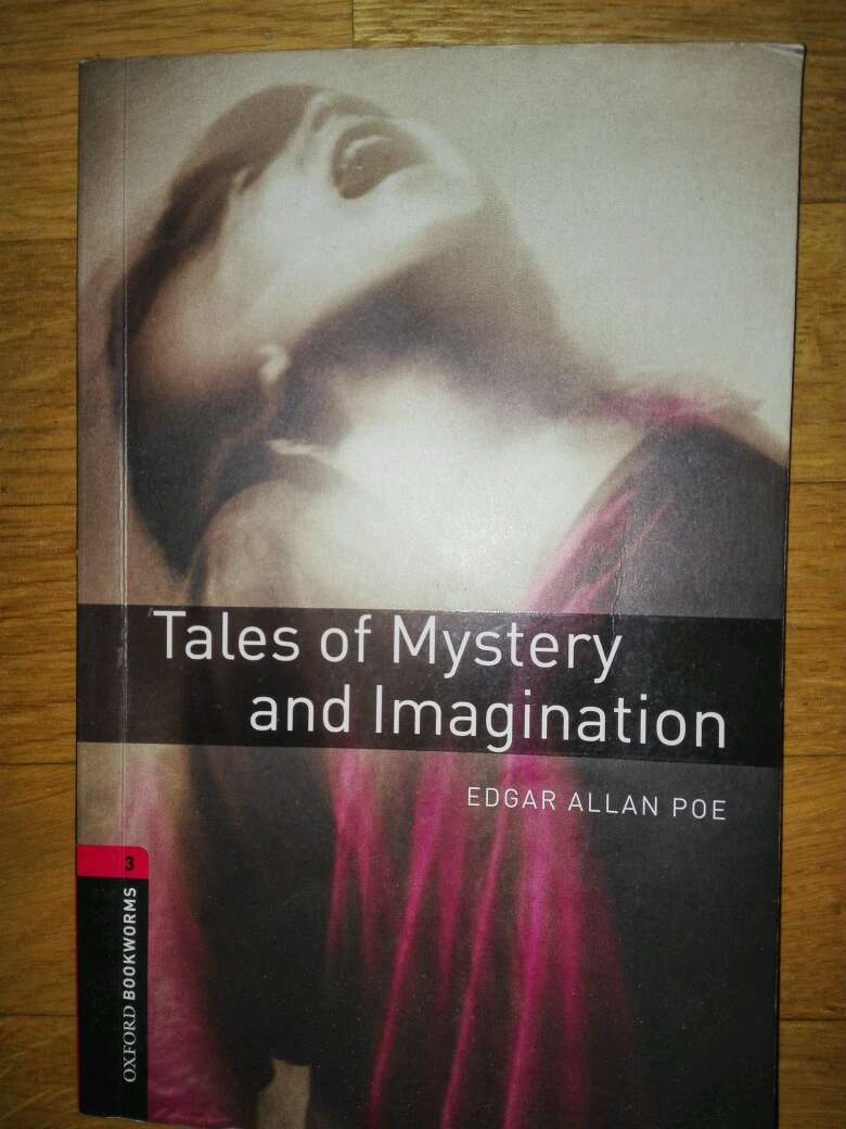 Imagen tales if mystery and imagination