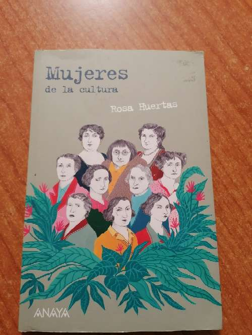 Imagen Mujeres de la Cultura