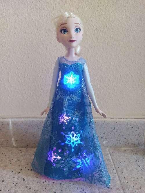 Imagen Frozen - Elsa canta y brilla