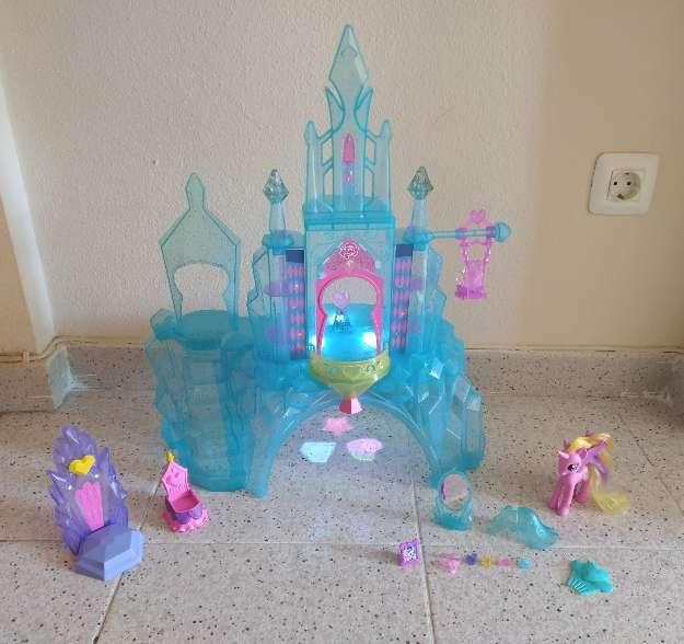 Imagen Mi Little Pony - Castillo de Cristal Castillo de Cr