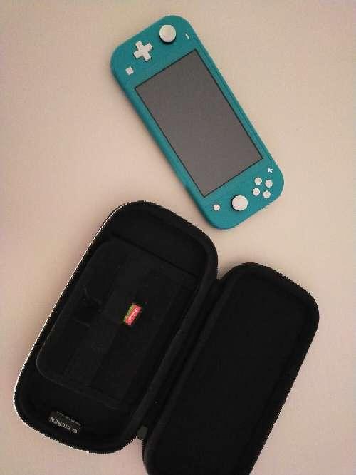 Imagen Vendo Nintendo Switch Lite