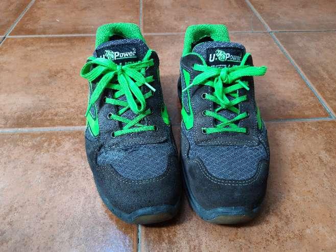 Imagen zapatos calzado de seguridad U-power