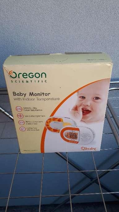 Imagen monitor bebe