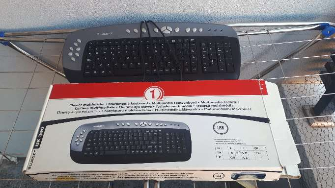 Imagen teclado ordenador
