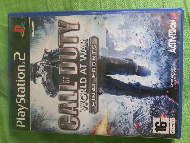 Imagen Call of Duty World at War Final Fronts