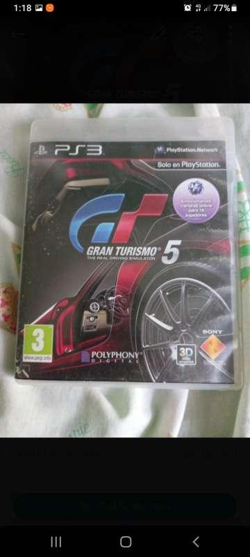 Imagen Gran Turismo 5 The Real Driving Simulator