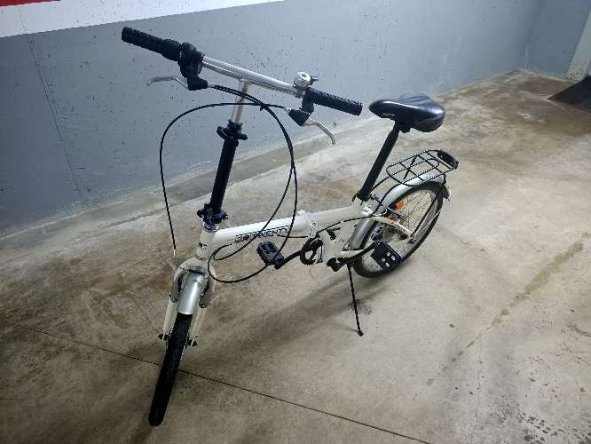 Imagen Bicicleta plegable