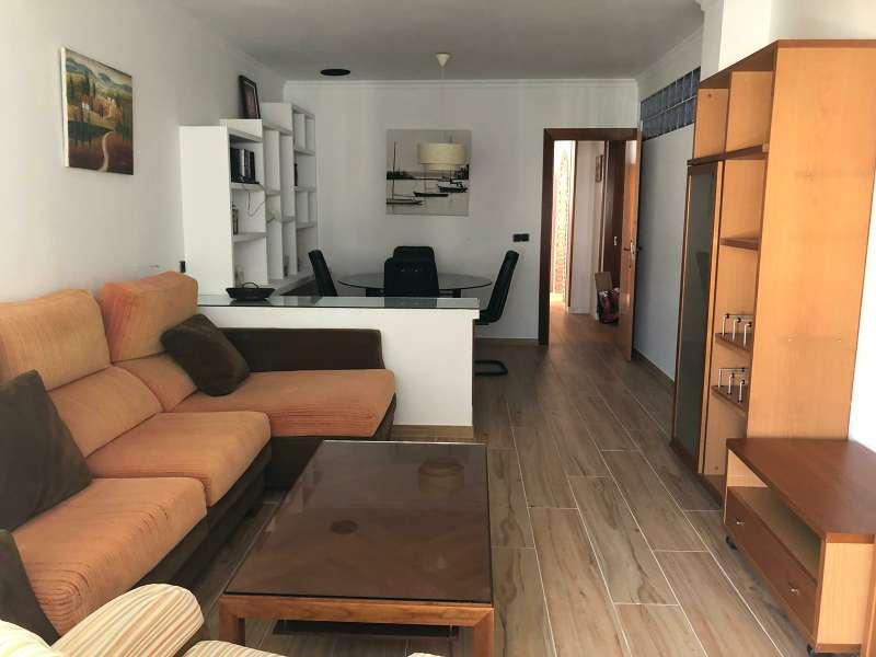 Imagen Piso de alquiler en Nerja 3 dormitorios y garaje