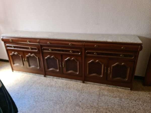 Imagen Mueble aparador con tapa marmol