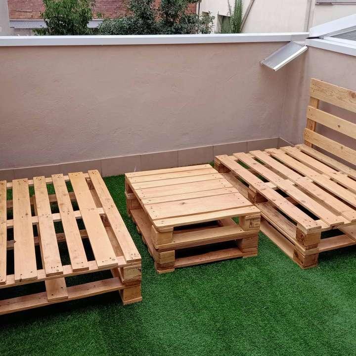 Imagen conjunto terraza
