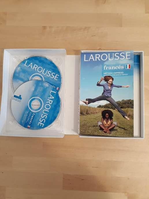 Imagen Pack Aprender Frances con CDs