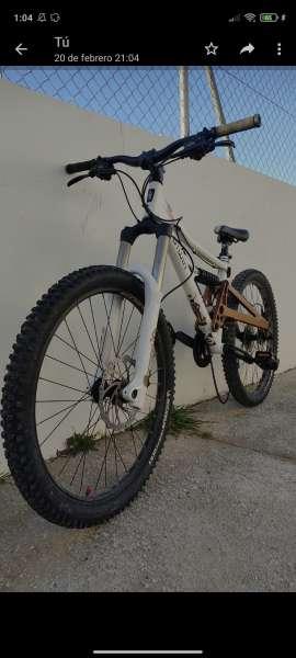 Imagen bici de freeride