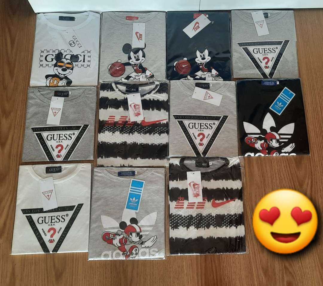 Imagen camisetas de niño