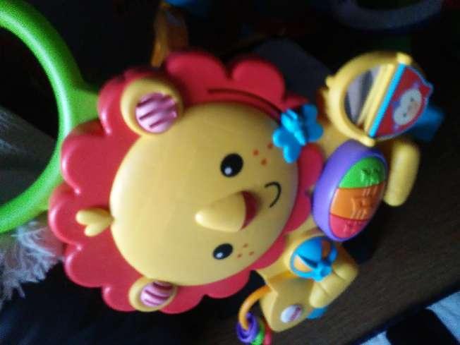 Imagen andador para niño o niña
