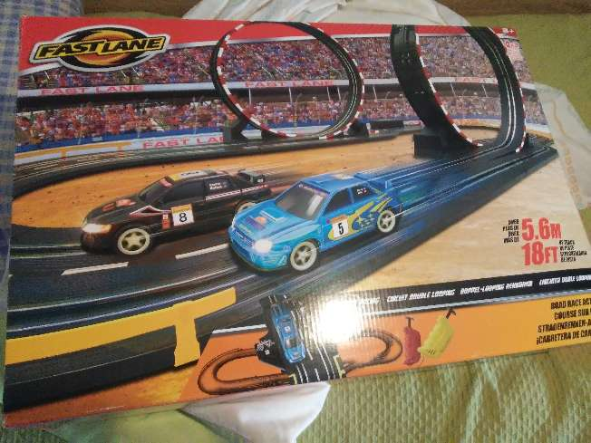 Imagen circuito de coche