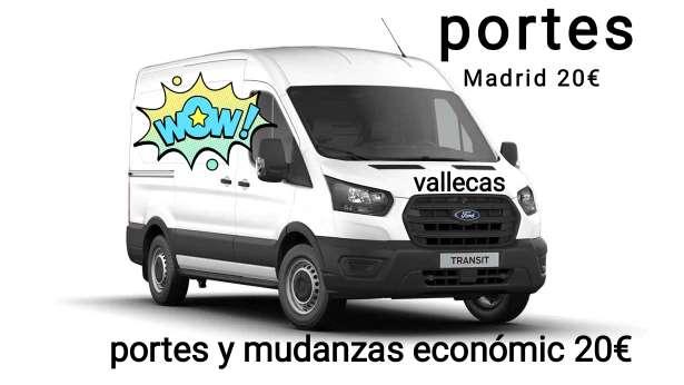 Imagen portes en Madrid desde 20€