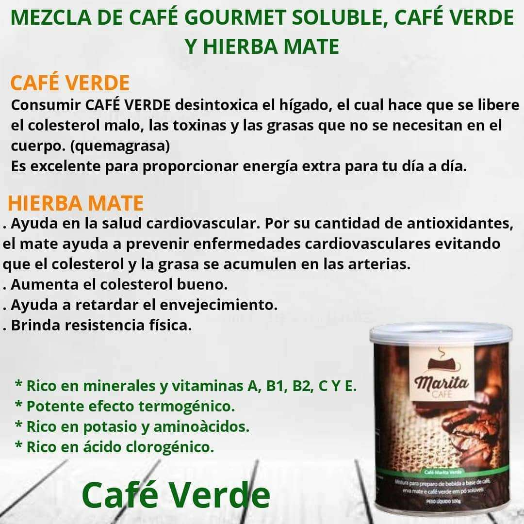 Imagen Café marita verde
