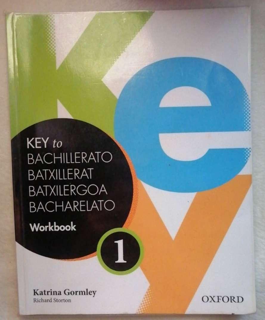 Imagen Libro ingles workbook