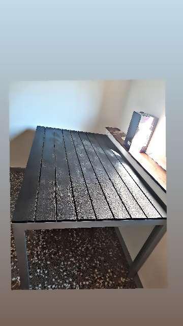 Imagen Mesa para Jardín o terraza madera nueva preciosa