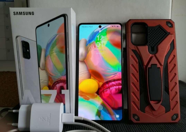 Imagen Samsung A71