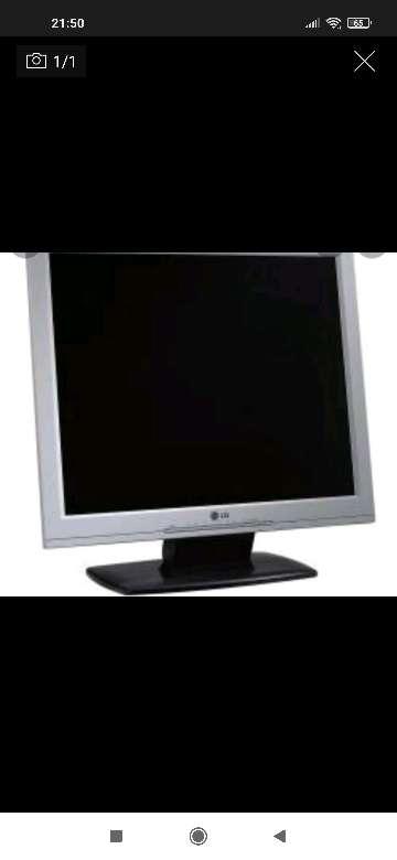 Imagen monitor LG nuevo