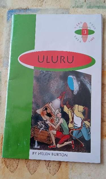 Imagen Libro Uluru