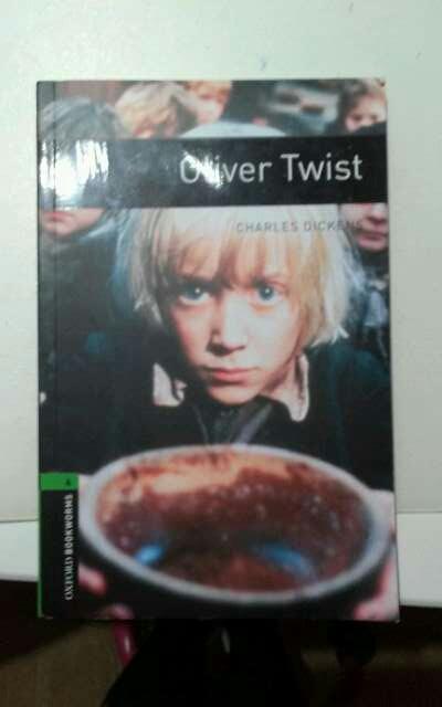 Imagen Oliver Twist Oxford english