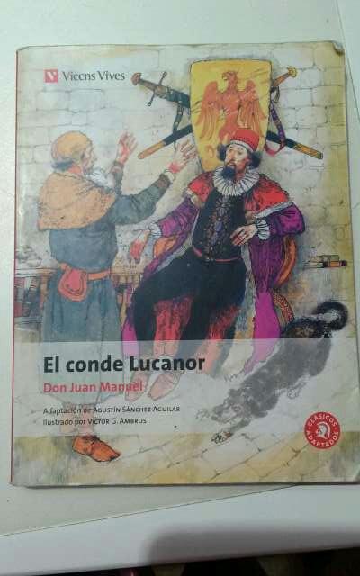 Imagen libro El Conde Lucanor