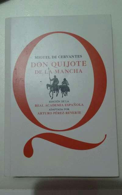 Imagen El Quijote