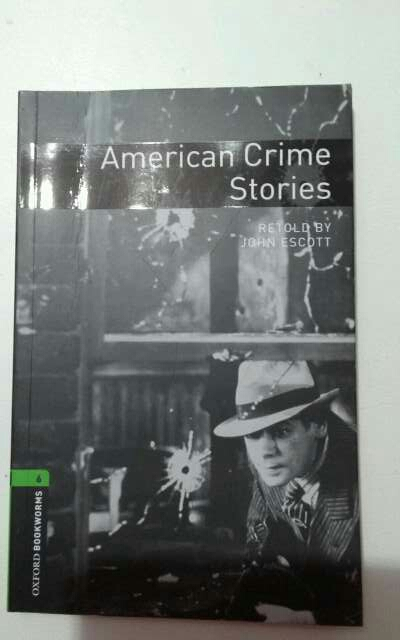 Imagen libro American Crime Stories