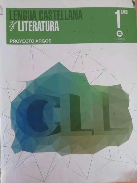 Imagen Lengua castellana y literatura