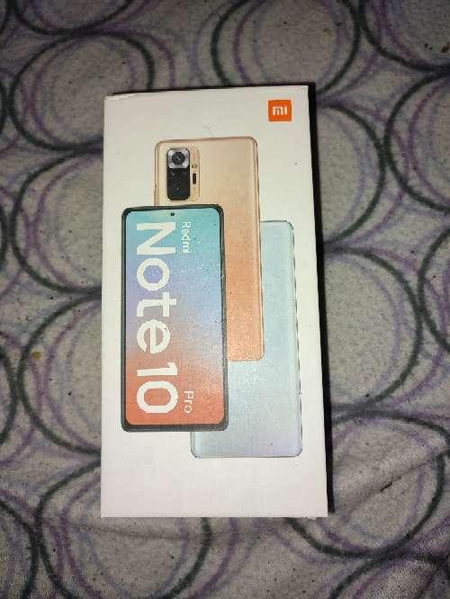 Imagen Xiaomi note 10 Pro nuevo