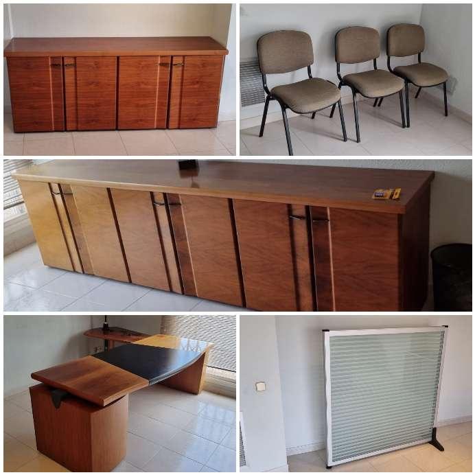 Imagen Lote de muebles de oficina