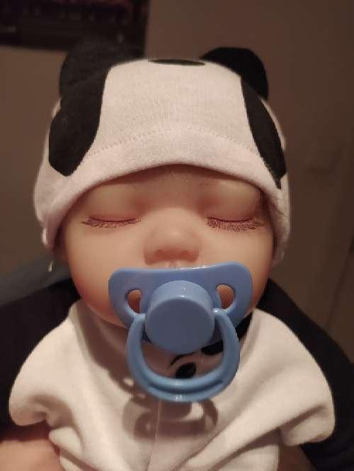 Imagen 45 cm Muñecas Bebe Reborn Niño Bebes