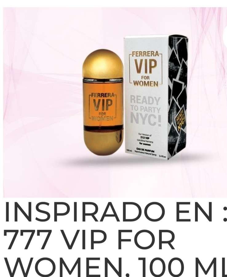 Imagen 777 Vip for Women 100 ml