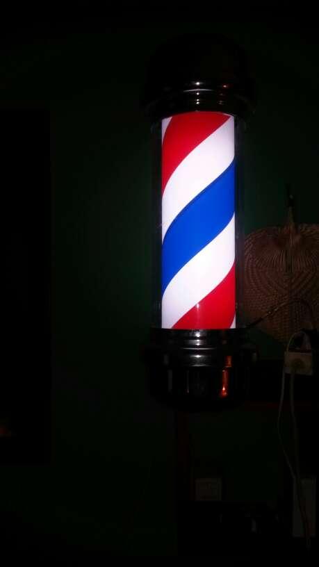 Imagen farola peluquería