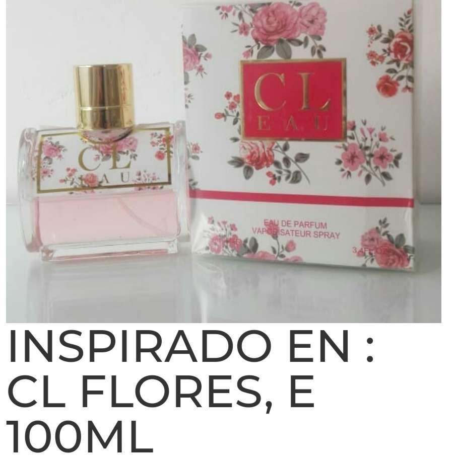 Imagen CL Flores 100 ml