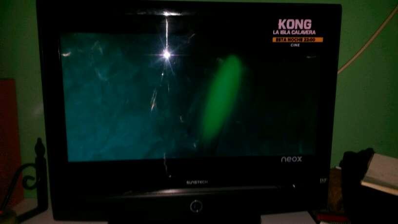 Imagen televisión plasma