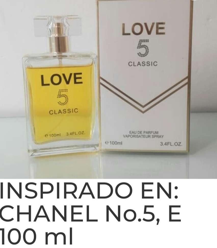 Imagen Chanel no. 5 clásico
