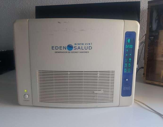 Imagen Generador de ozono y aniones