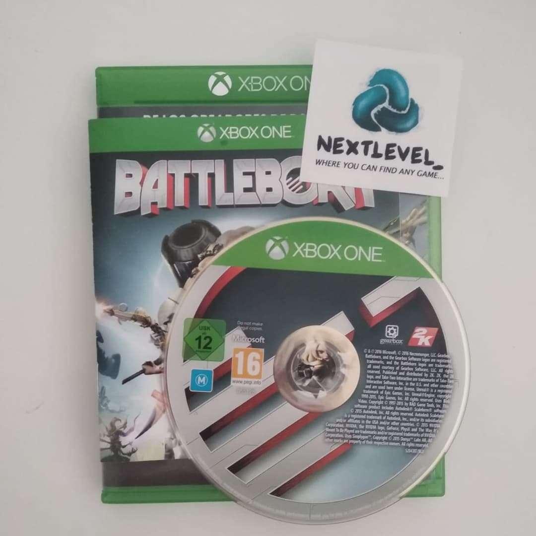 Imagen BATTLEBORN Xbox one