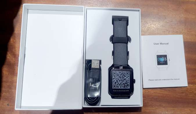Imagen Smartwatch para hombre