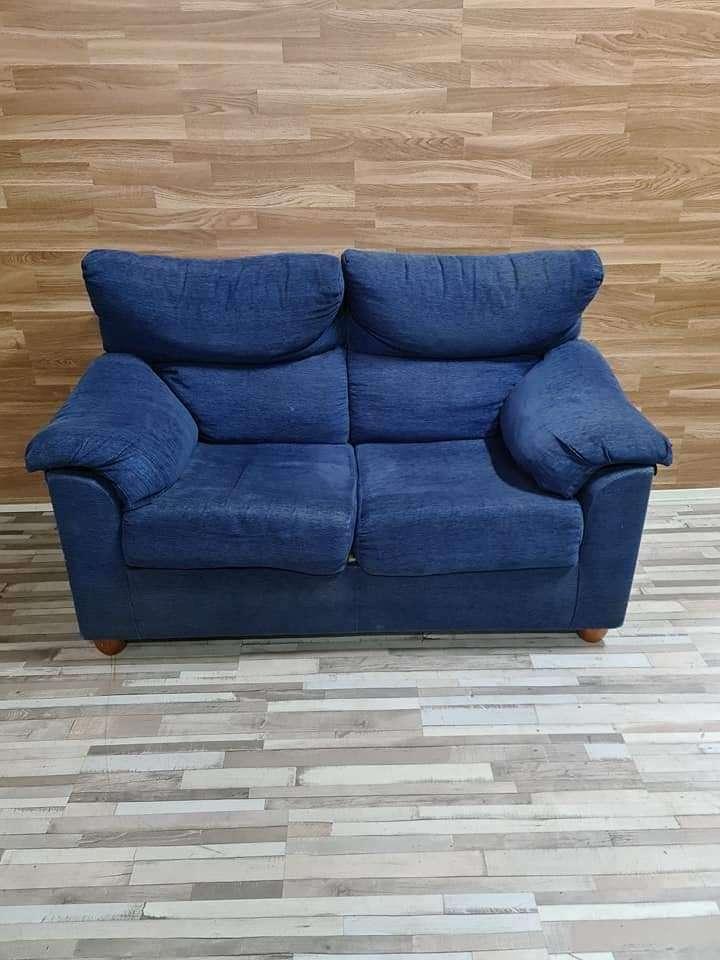 Imagen Sofa cama tapizado en tela