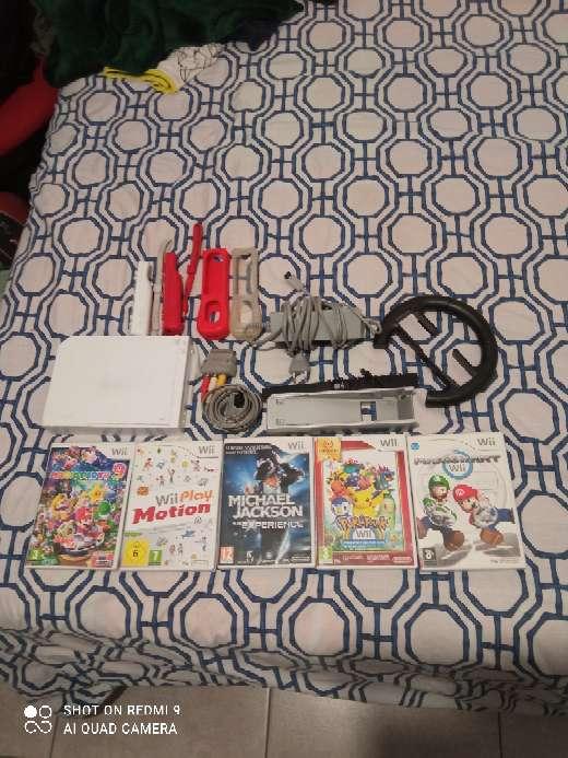 Imagen Wii pack completo raconable
