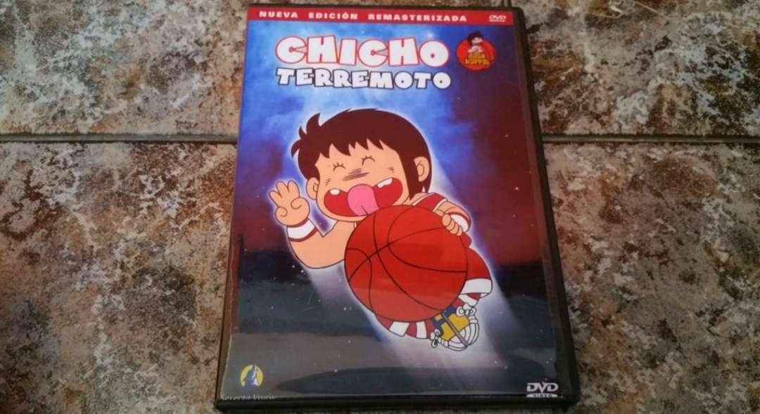 Imagen CHICHO TERREMOTO:  603236981 - Serie completa en dvd chicho terremoto