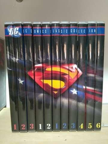 Imagen SUPERMAN: - Pack completo Superman serie y películas Animadas.