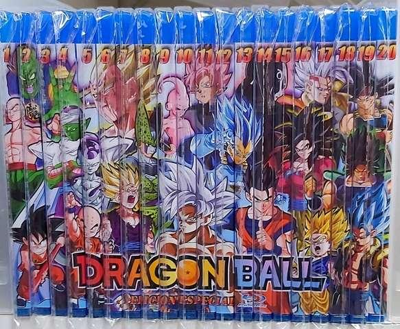 Imagen DRAGON BALL BLUE-RAY: - Colección única con todo lo q existe