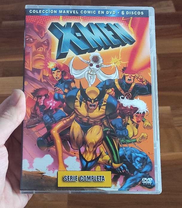 Imagen X-MEN: - Mítica Serie clásica de los 90 Xmen.  - Completa en total Castellano