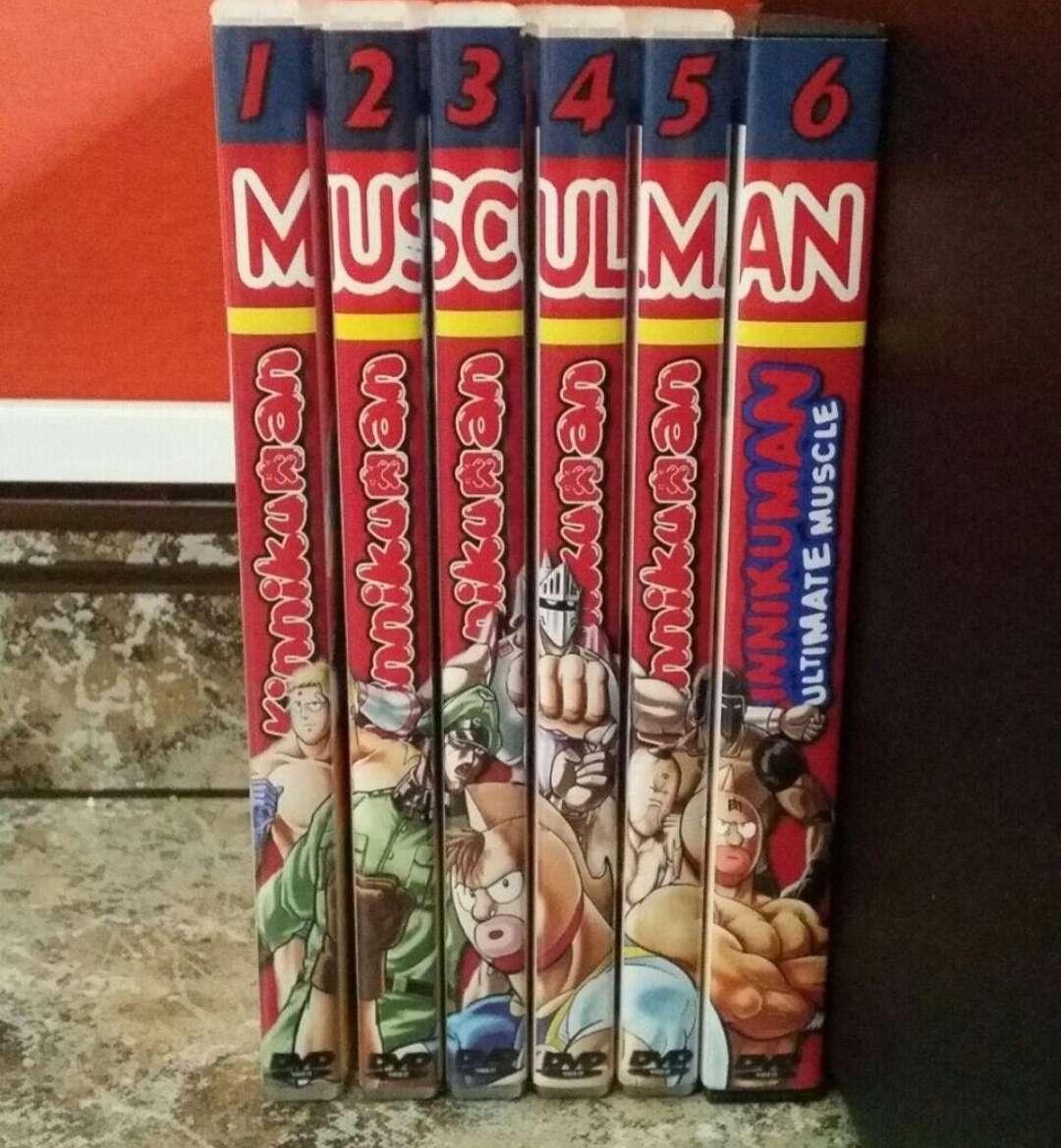 Imagen MUSCULMAN: - Colección completa Musculman más películas.