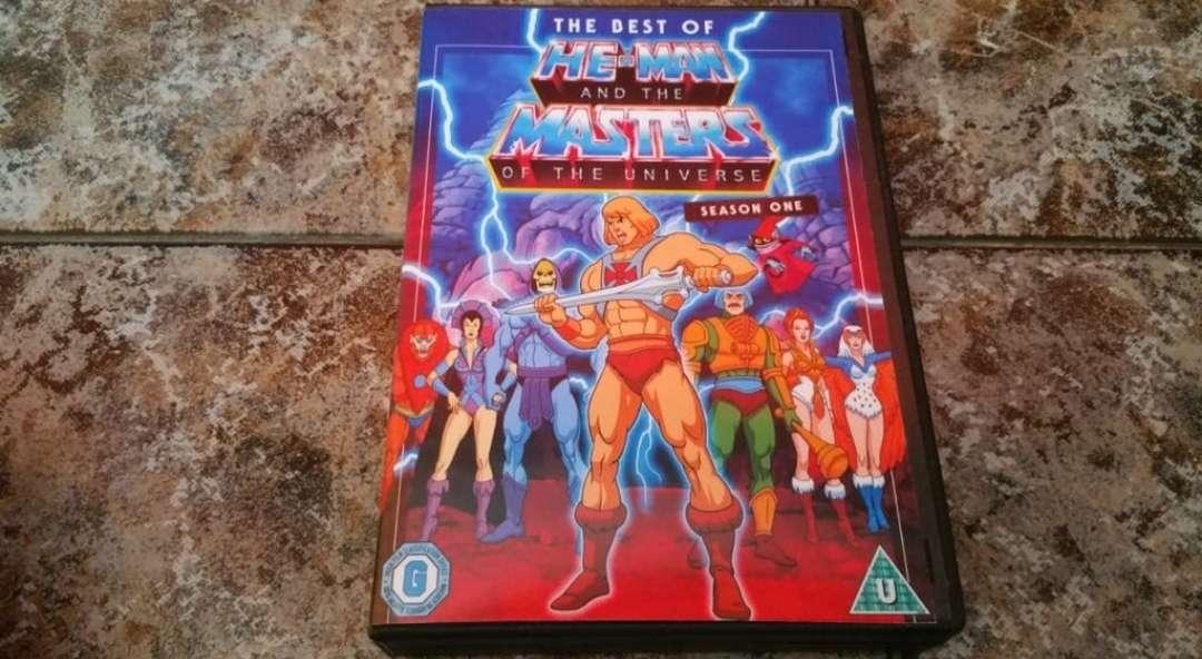 Imagen HE-MAN: - He-man master del universo. - 130 episodios Y Películas